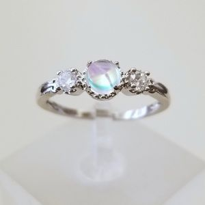 Jewelry - Delicate Moonstone Ring